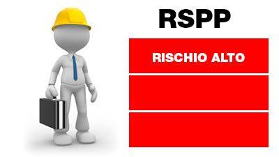 Corso RSPP – Rischio Alto