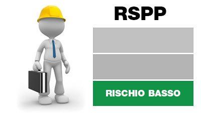 Corso RSPP – Rischio Basso