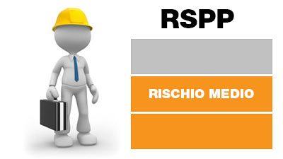 Corso RSPP – Rischio Medio